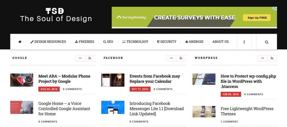 The Soul of Design: Inky Deals' Newest Ambassador Website