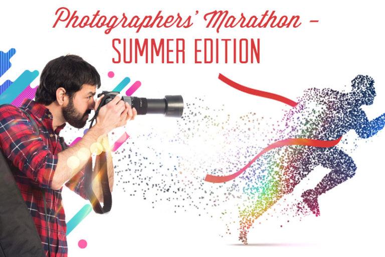 Photographers' Marathon – Summer Edition