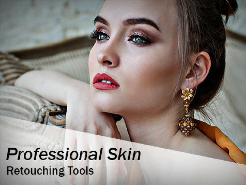 Photoshop Like A Pro: Use These Photoshop Skin Retouching Brushes