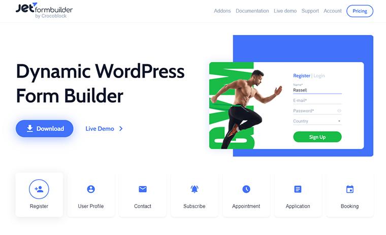 best free WordPress form plugins